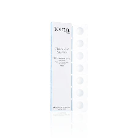 IOMA Tabs : Crème Hydratation Optimale