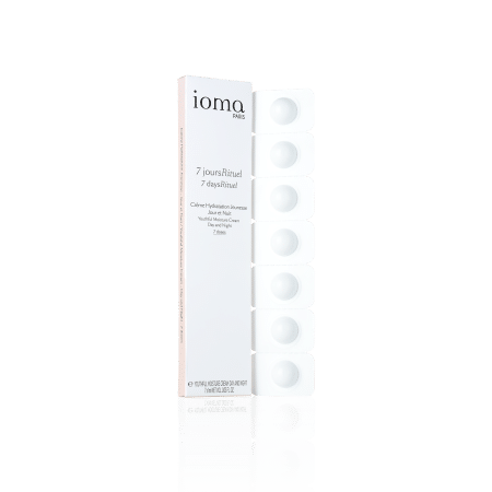 IOMA Tabs : Youthful Moisture Cream - Day and Night