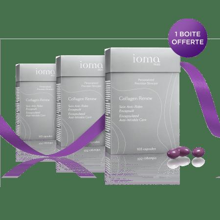Collagen Renew - Cure complète 3 mois