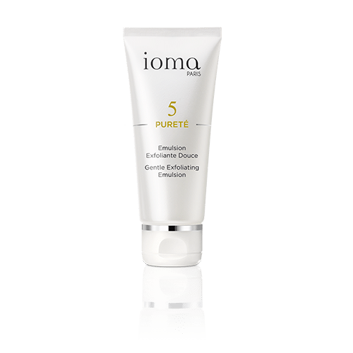 ioma-emulsion-exfoliante-douce-soins-visage-cosmetique-personnalisee-mag-detox