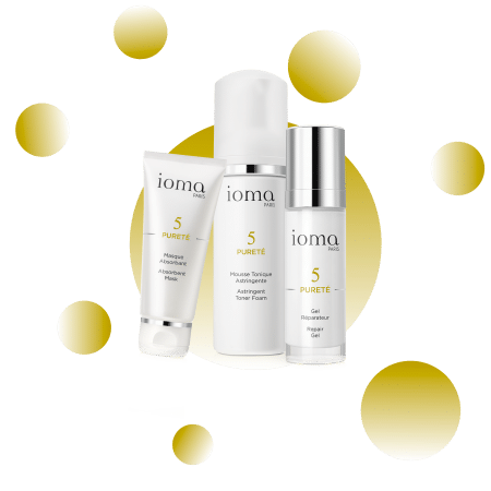Trio anti-imperfections