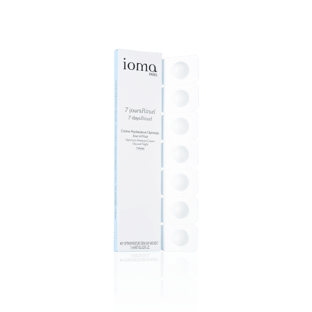 IOMA标签:卓优保湿霜