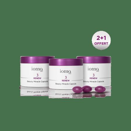 Beauty Miracle Capsule - Cure complète 3 mois