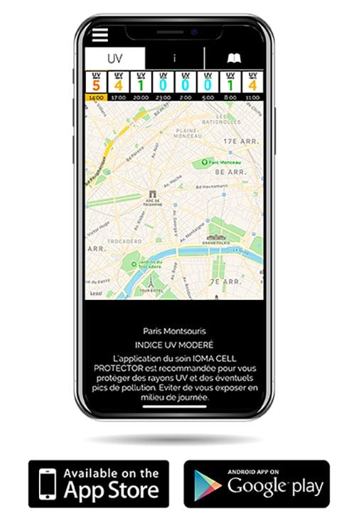 Mobile app IOMA